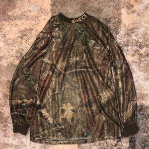 HECS Long Sleeve Shirt (Camo)